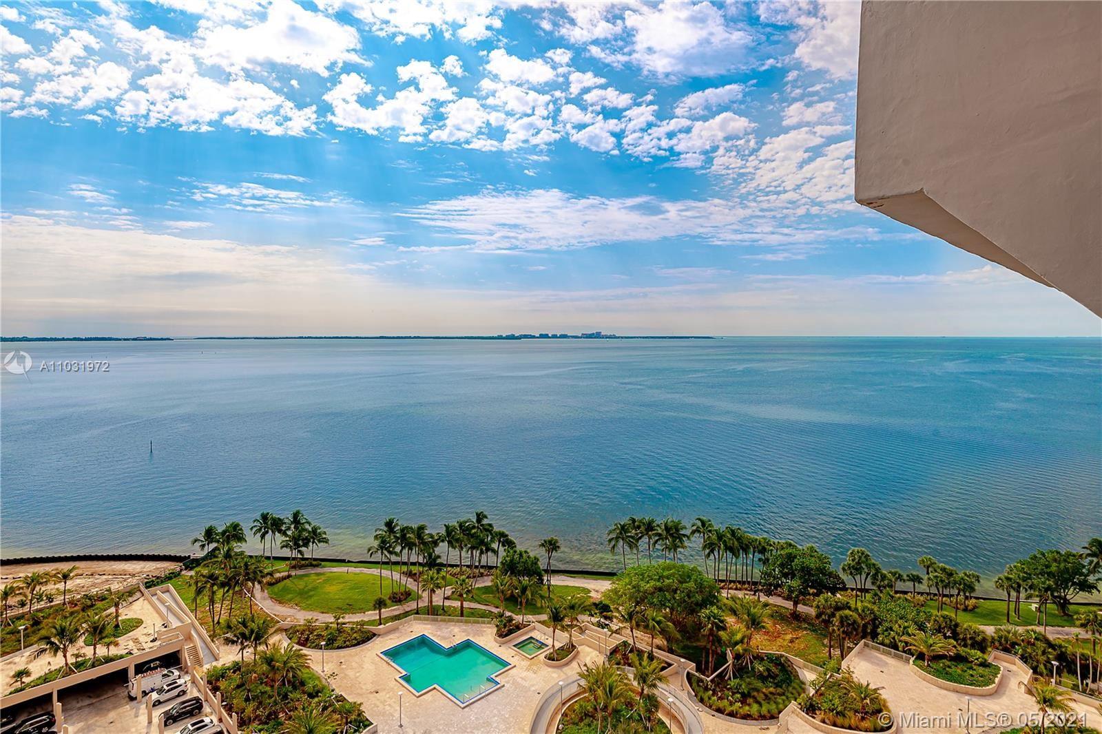 2 Grove Isle Dr #B1807, Miami, FL 33133 - #: A11031972