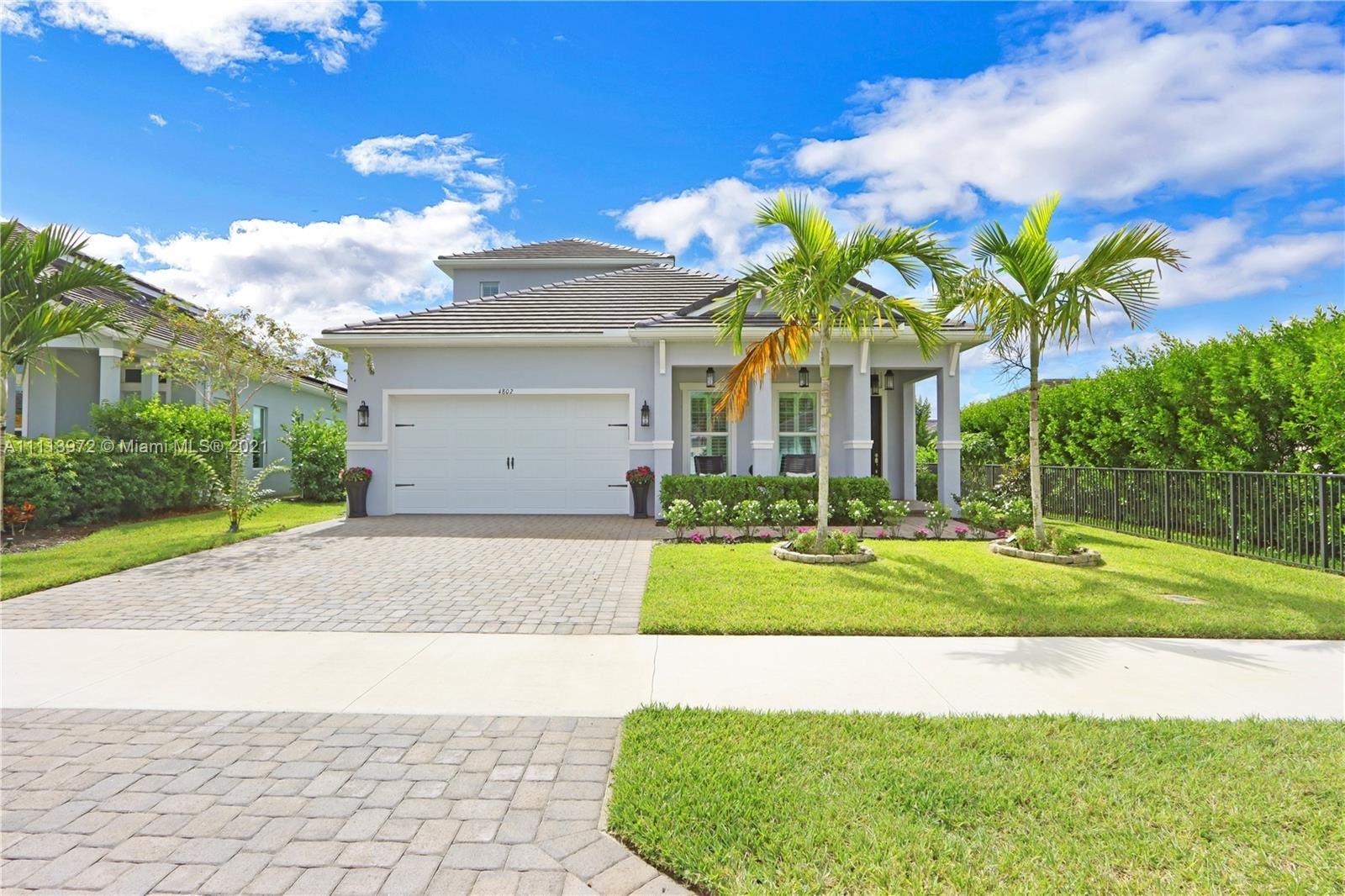 Photo of 4802 SW Millbrook Ln, Stuart, FL 34997 (MLS # A11113972)