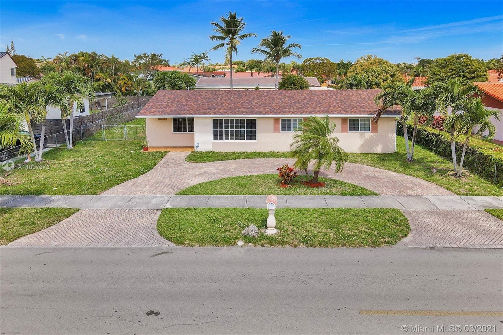 8957 SW 12th St, Miami, FL 33174 - #: A11007973