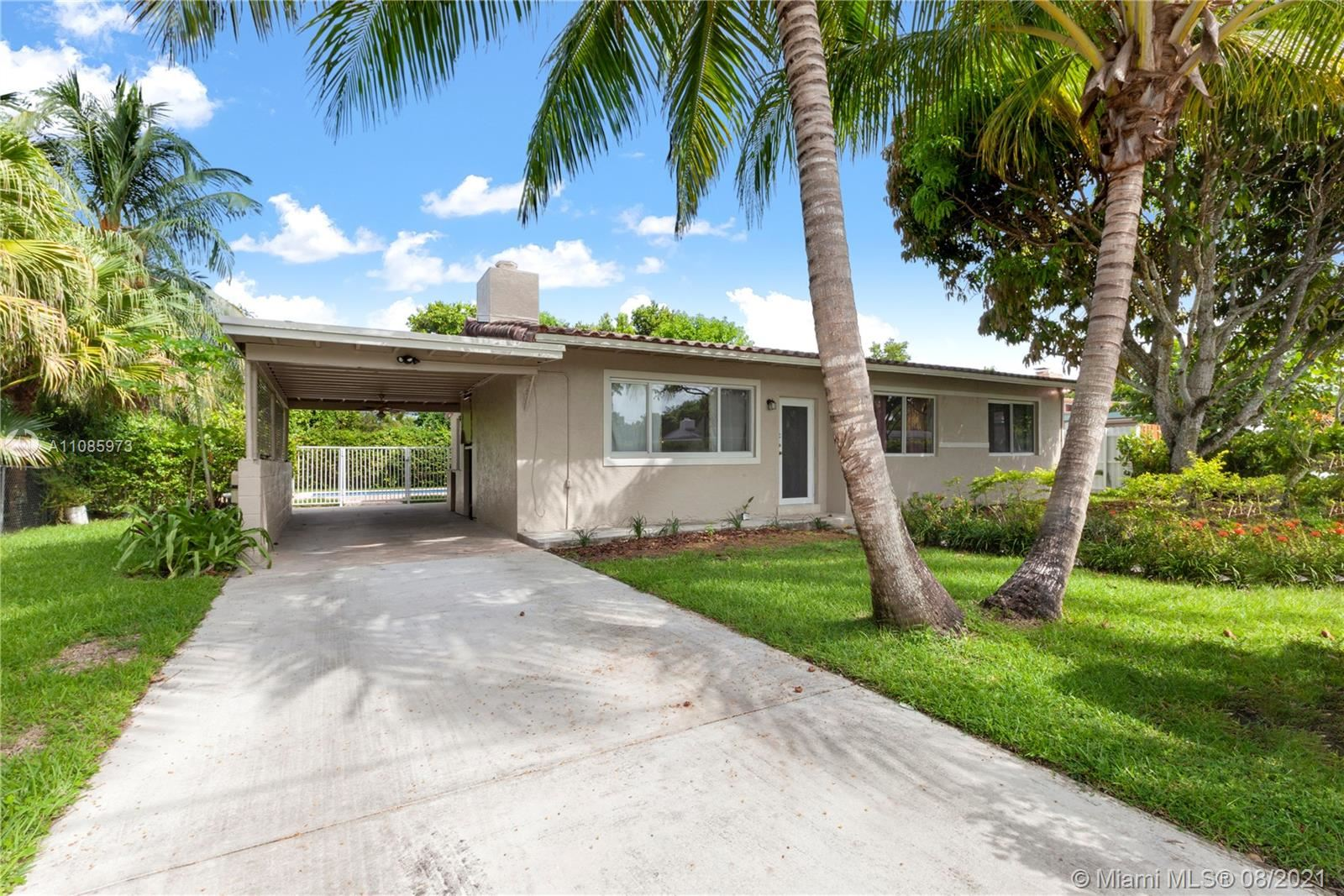 12501 SW 84th Avenue Rd, Miami, FL 33156 - #: A11085973