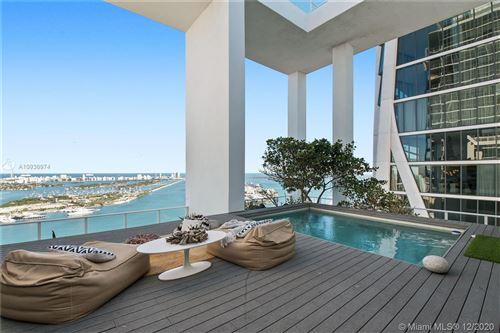 Foto de inmueble con direccion 1040 Biscayne Blvd #PH4602 Miami FL 33132 con MLS A10936974