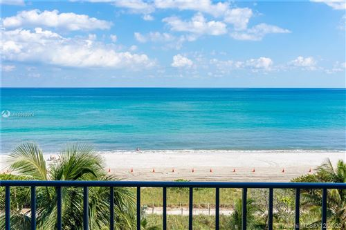 Photo of 8877 Collins Ave #610, Surfside, FL 33154 (MLS # A10963974)