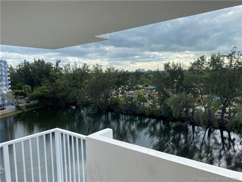 Photo of 1200 NE Miami Gardens Dr #721W, Miami, FL 33179 (MLS # A11099974)