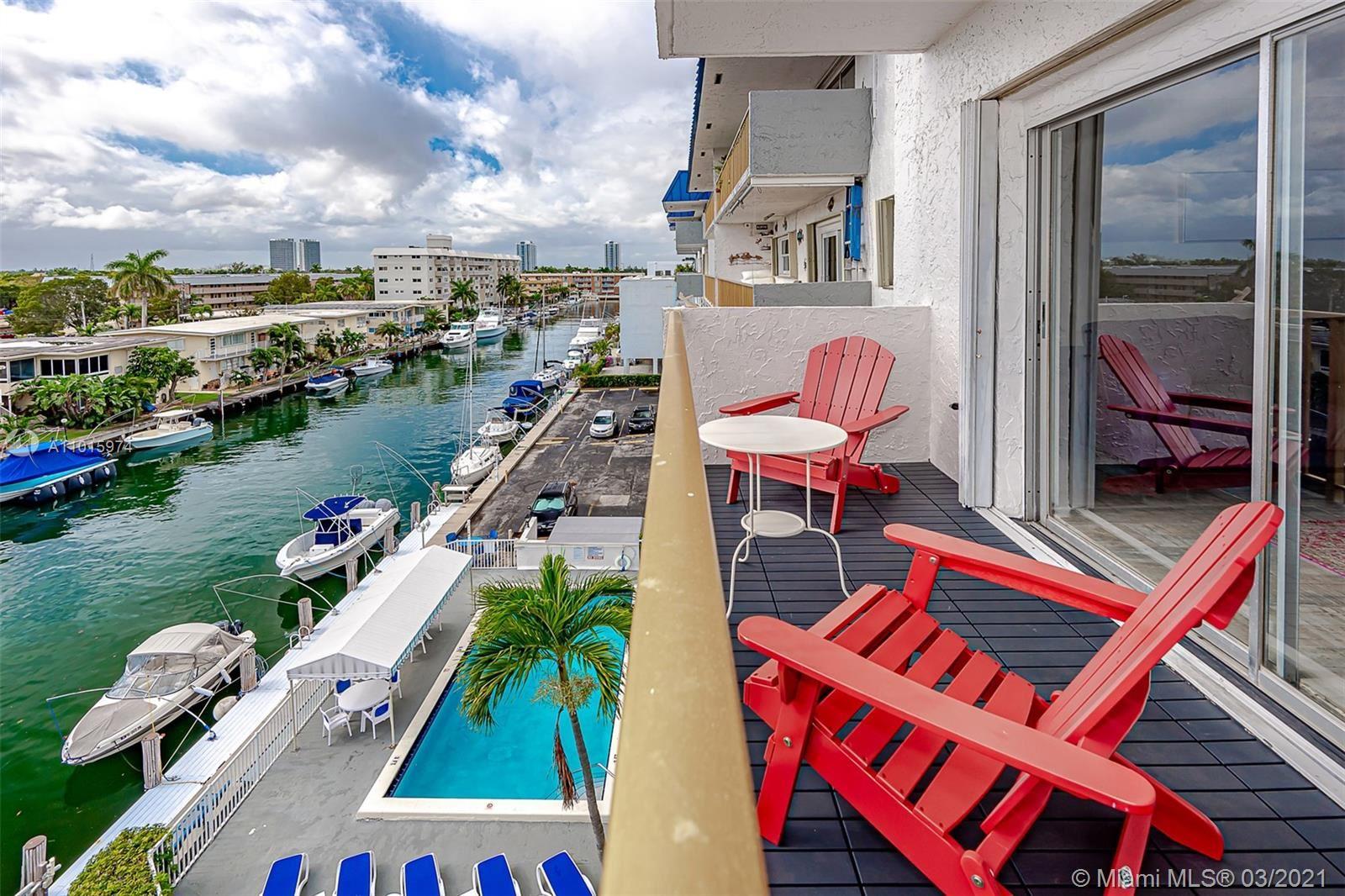 3770 NE 171st St #503-B, North Miami Beach, FL 33160 - #: A11015974