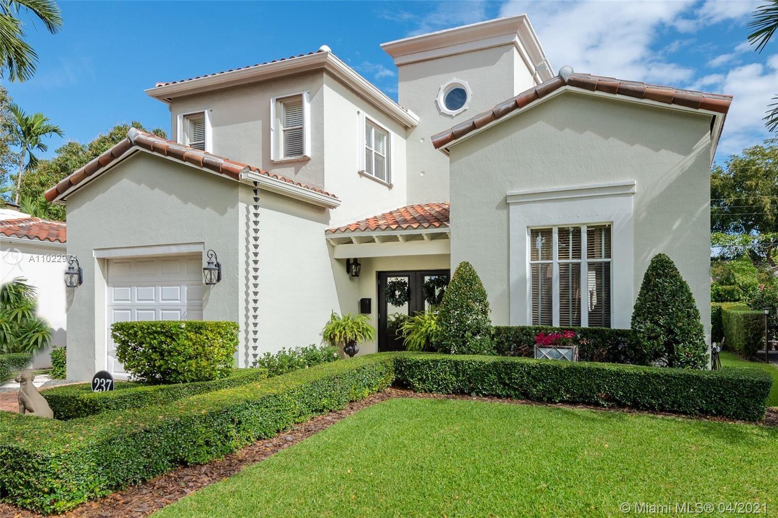 237 Camilo Ave, Coral Gables, FL 33134 - #: A11022974