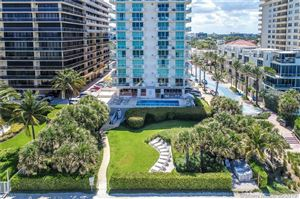 Photo of 9499 Collins Ave #603, Surfside, FL 33154 (MLS # A10639975)