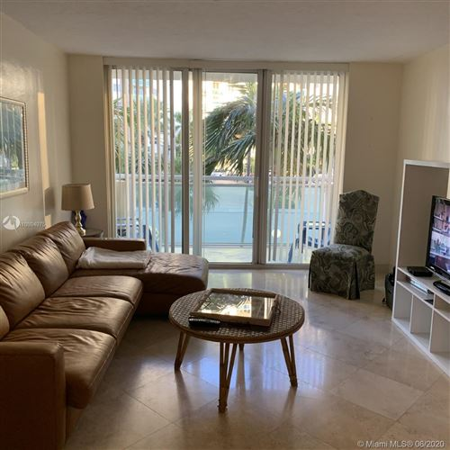 Photo of 3000 S Ocean Dr #118, Hollywood, FL 33019 (MLS # A10804975)