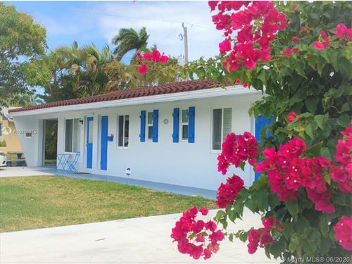 Photo of Listing MLS a10878975 in 1001 NE 2nd St Hallandale Beach FL 33009