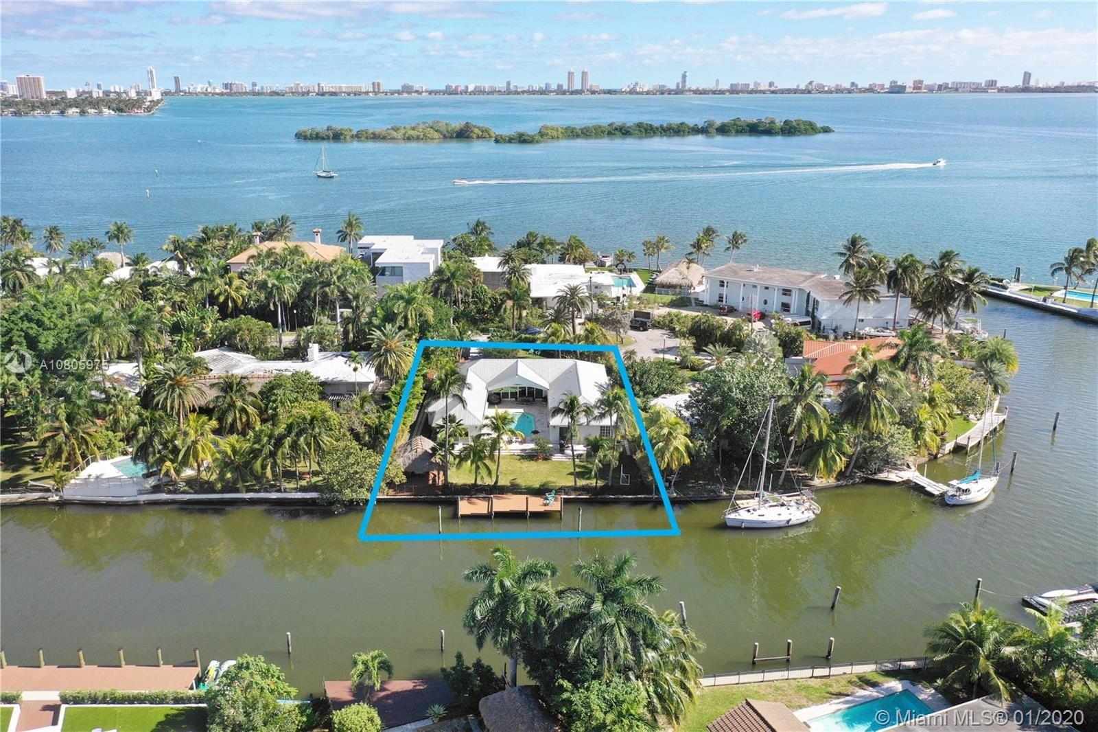7308 Belle Meade Island Dr, Miami, FL 33138 - #: A10805975