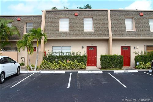 Photo of 1310 Partridge Close #38, Pompano Beach, FL 33064 (MLS # A10802976)