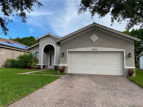 Photo of 19538 S Whitewater Ave, Weston, FL 33332 (MLS # A11070976)