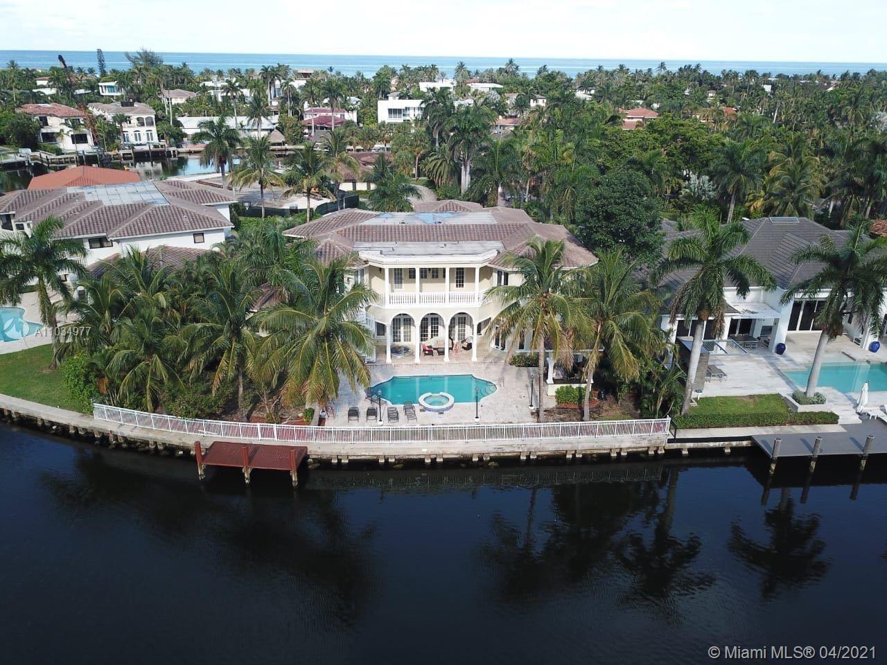 Photo of Golden Beach, FL 33160 (MLS # A11034977)