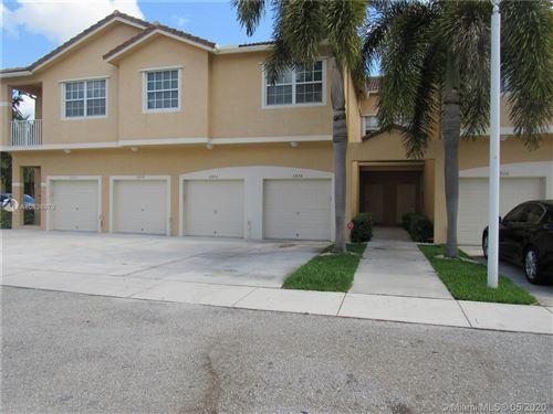 Photo of 2898 Crestwood Ter #4102, Margate, FL 33063 (MLS # A10838978)
