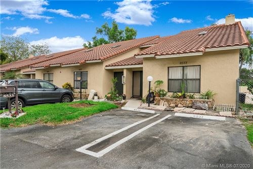 Photo of 8533 Shadow Ct #6-13, Coral Springs, FL 33071 (MLS # A10888978)