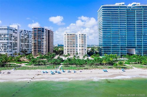 Photo of 10185 Collins Ave #1105, Bal Harbour, FL 33154 (MLS # A10959978)