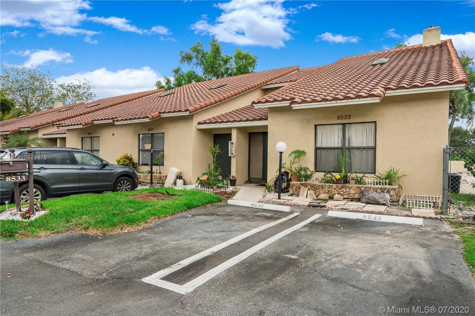 8533 Shadow Ct #6-13, Coral Springs, FL 33071 - #: A10888978