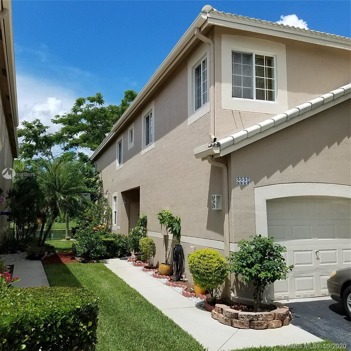 2225 Salerno Cir, Weston, FL 33327 - #: A10918978