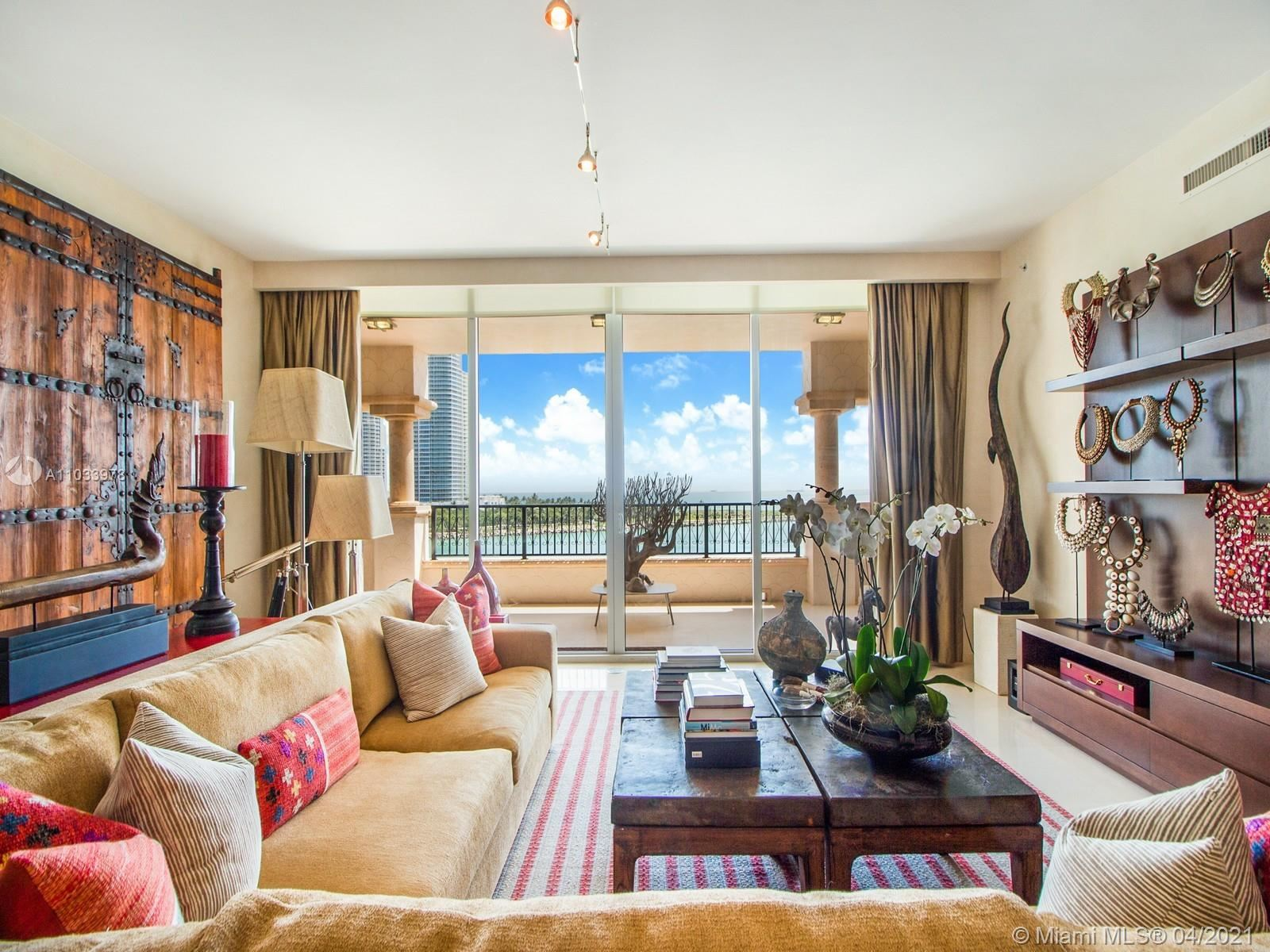 Photo of 7161 FISHER ISLAND DR #7161, Fisher Island, FL 33109 (MLS # A11033978)