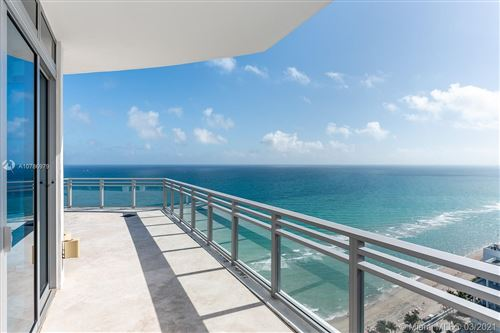 Photo of 3535 S Ocean Dr #2703, Hollywood, FL 33019 (MLS # A10786979)