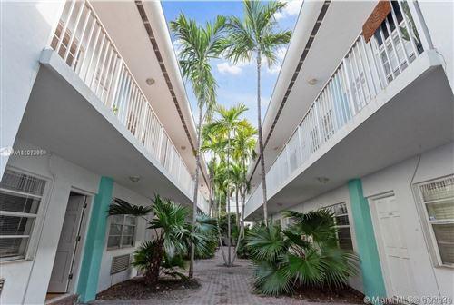 Photo of 911 Meridian Ave #103, Miami Beach, FL 33139 (MLS # A11073979)