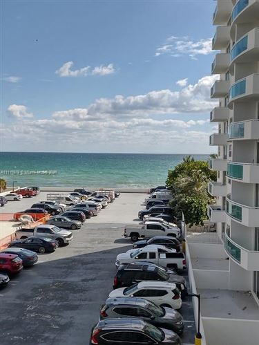 Photo of 3001 S Ocean Dr #449, Hollywood, FL 33019 (MLS # A11115979)