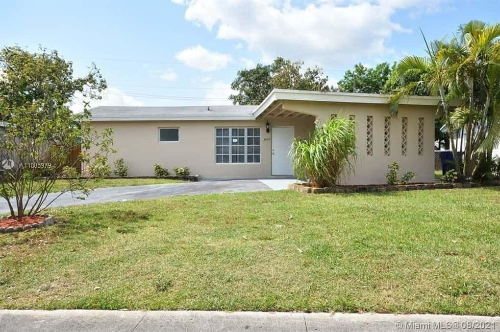 3510 NW 33rd St, Lauderdale Lakes, FL 33309 - #: A11085979