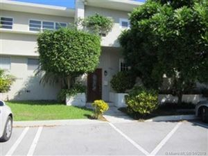 Photo of Listing MLS a10661980 in 9871 W Bay Harbor Dr #1A Bay Harbor Islands FL 33154