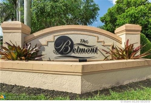 Photo of Listing MLS a10713980 in 2711 Belmont Lane North lauderdale #2711 North Lauderdale FL 33068