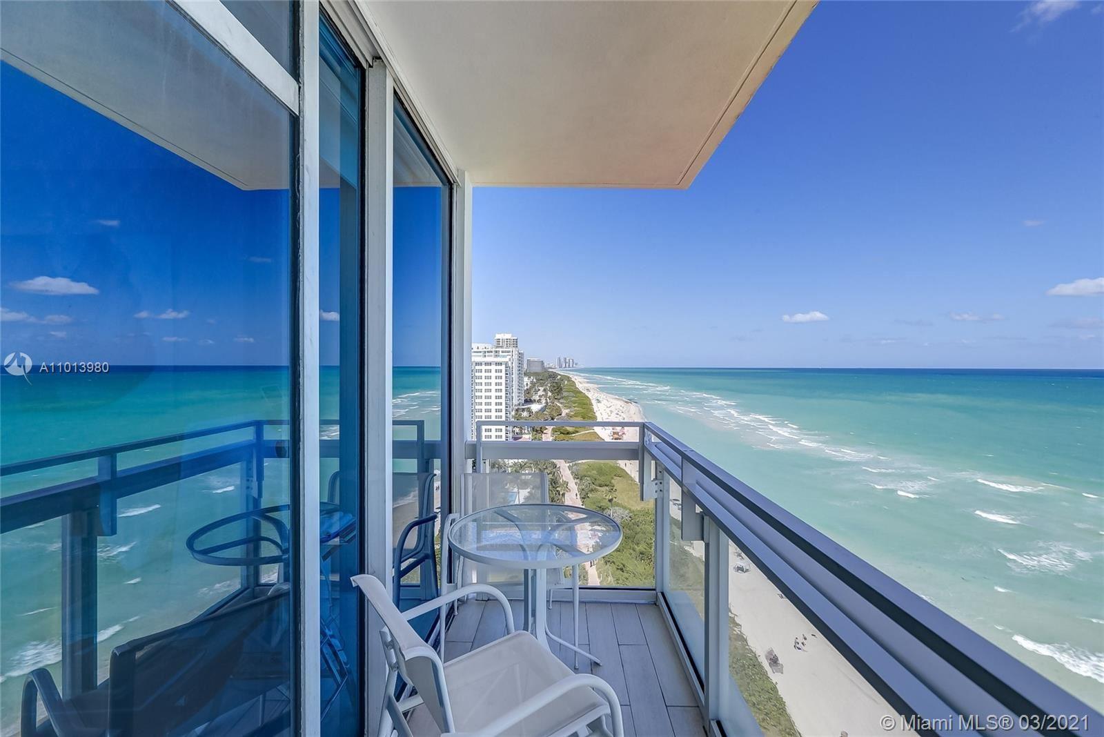6801 Collins Ave #1417, Miami Beach, FL 33141 - #: A11013980