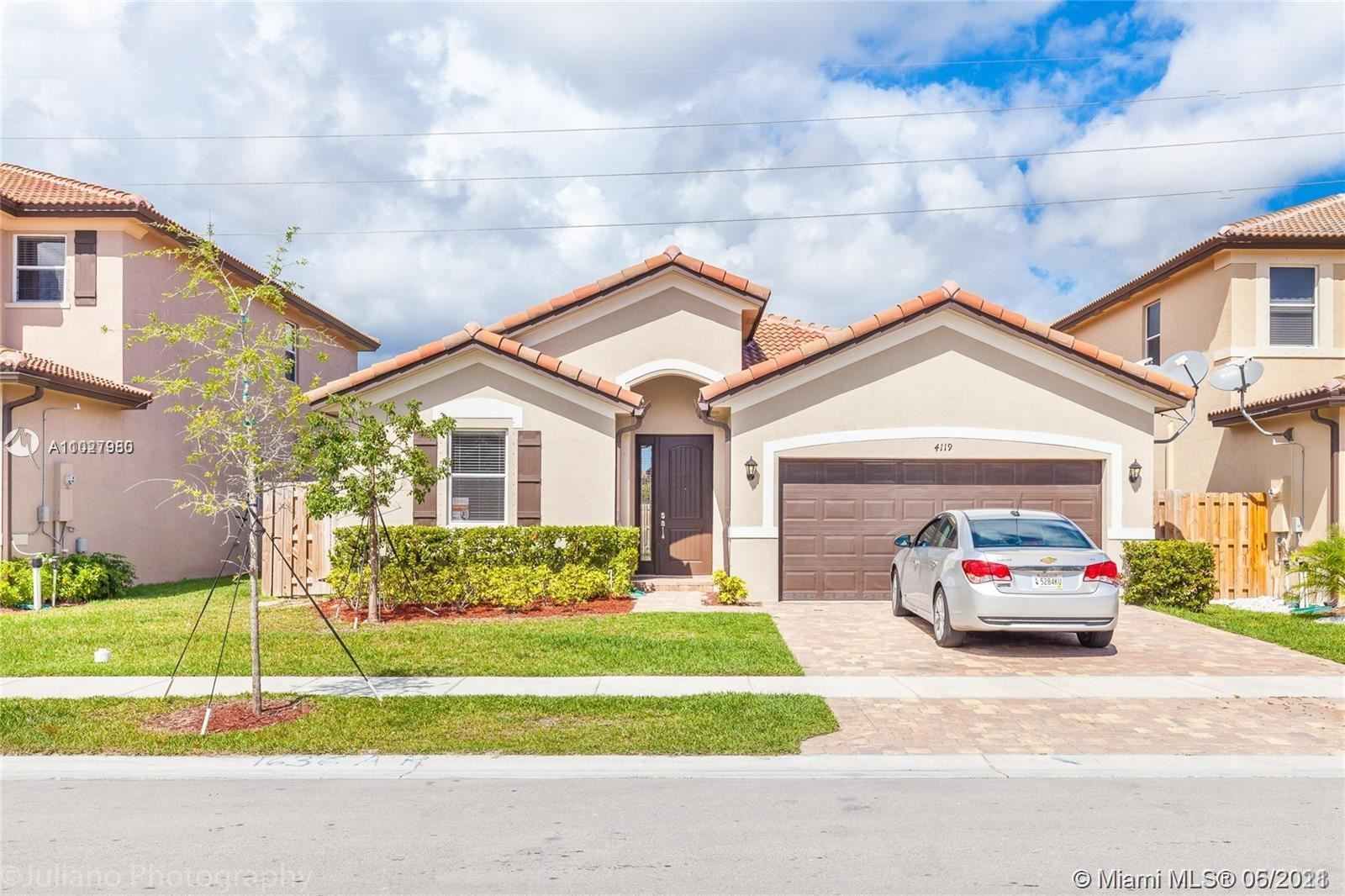 4119 NE 21st Ct, Homestead, FL 33033 - #: A11027980