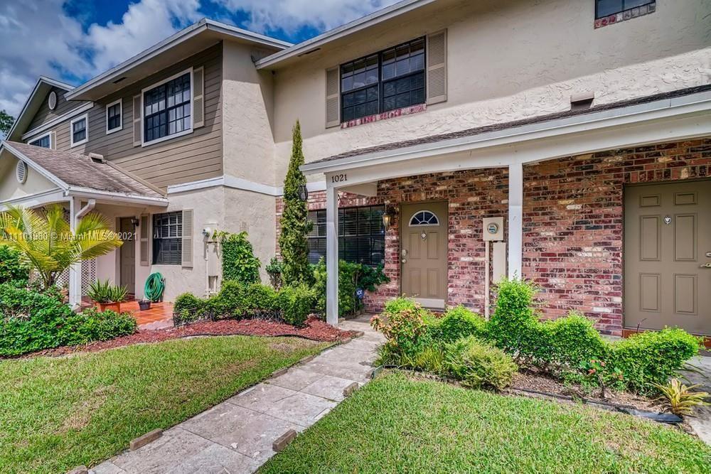1021 NW 107th Avenue #1021, Pembroke Pines, FL 33026 - #: A11101980