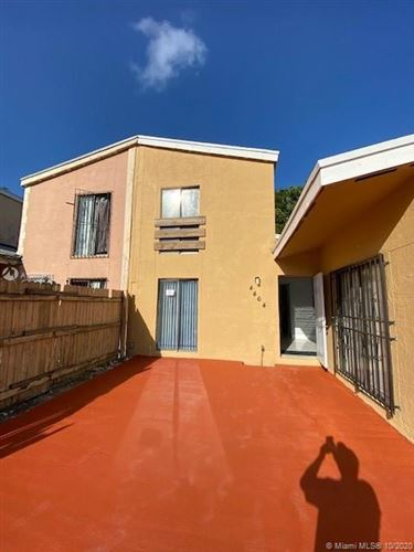Photo of Listing MLS a10880981 in 4464 NW 185th St #0 Miami Gardens FL 33055