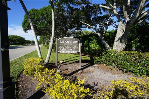 Photo of 220 Lakeview Dr #211, Weston, FL 33326 (MLS # A10988981)