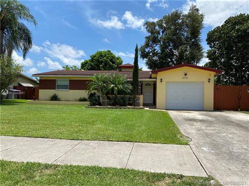 Photo of 6770 SW 9th St, Pembroke Pines, FL 33023 (MLS # A11042981)