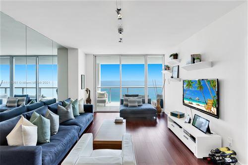 Photo of 6799 Collins Ave #1504, Miami Beach, FL 33141 (MLS # A11112981)
