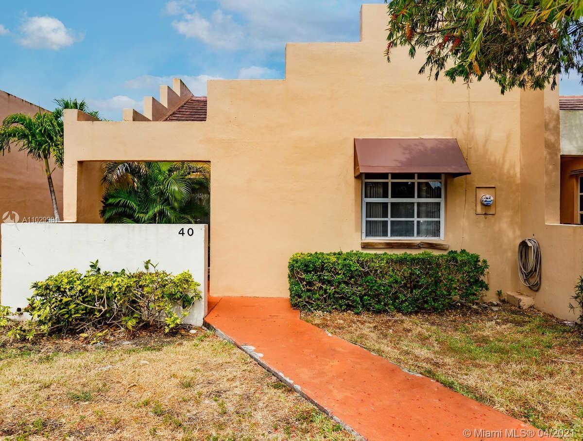 10340 SW 154th Pl #40, Miami, FL 33196 - #: A11029981