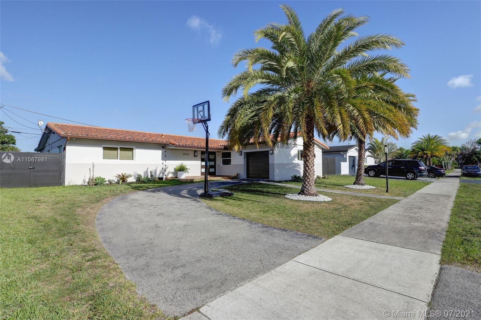 20100 SW 112th Ave, Cutler Bay, FL 33189 - #: A11067981