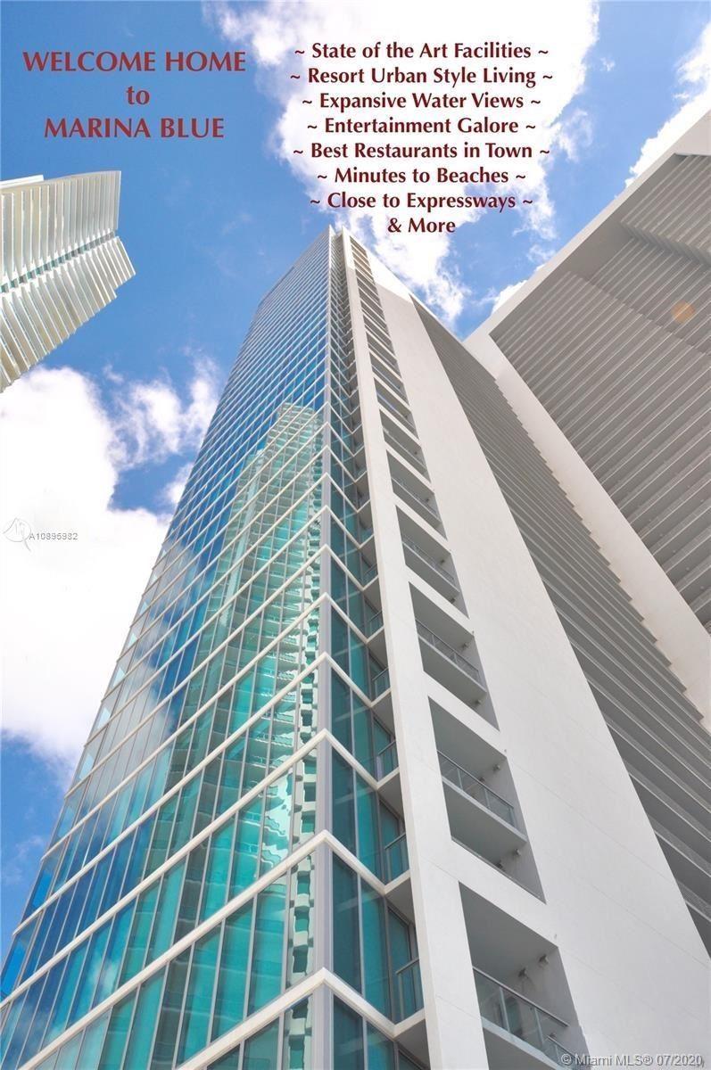 888 Biscayne Blvd #1905, Miami, FL 33132 - #: A10895982