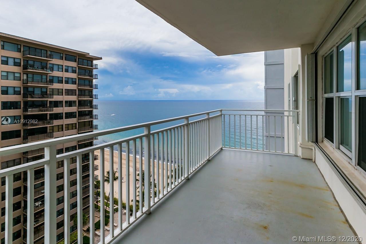 Photo of 3750 Galt Ocean Dr #1210, Fort Lauderdale, FL 33308 (MLS # A10912982)