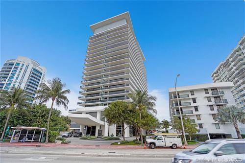 Foto de inmueble con direccion 5875 Collins Ave #1807 Miami Beach FL 33140 con MLS A10803983