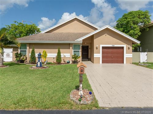 Photo of 720 NW 207th Ter, Pembroke Pines, FL 33029 (MLS # A10888983)