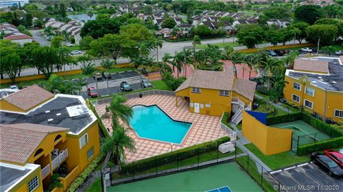 Photo of 9705 Fontainebleau Blvd #B203, Miami, FL 33172 (MLS # A10945983)
