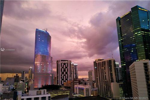 Photo of 31 SE 5th St #1502, Miami, FL 33131 (MLS # A10986983)