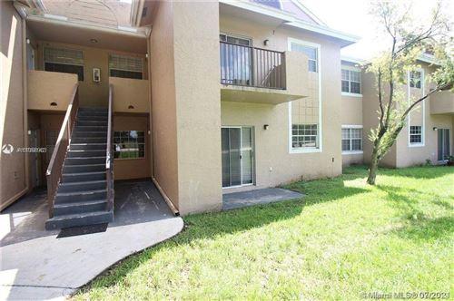 Photo of 2421 NW 96th Ter #20J, Pembroke Pines, FL 33024 (MLS # A11068983)