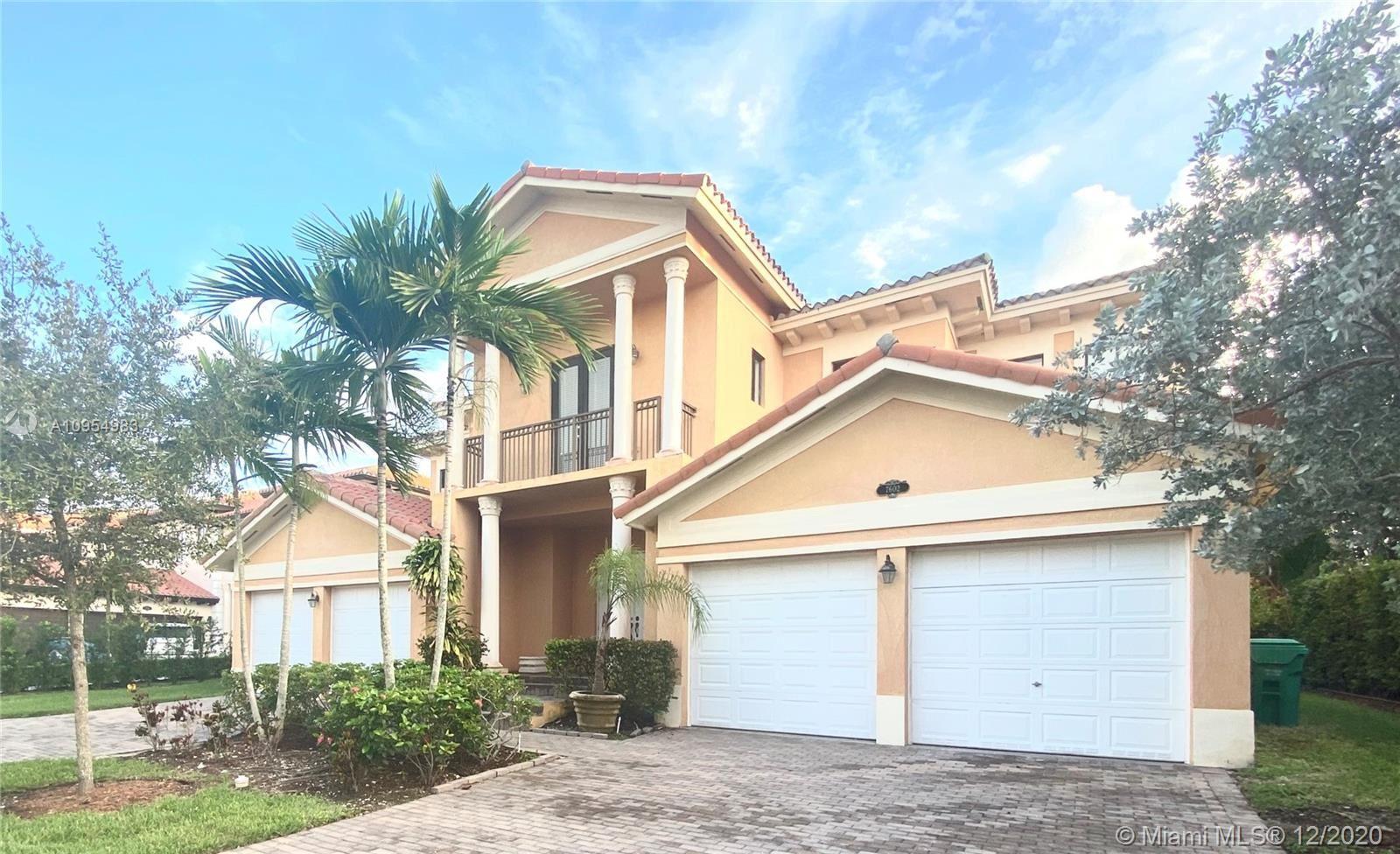 7602 SW 187th St, Cutler Bay, FL 33157 - #: A10954983