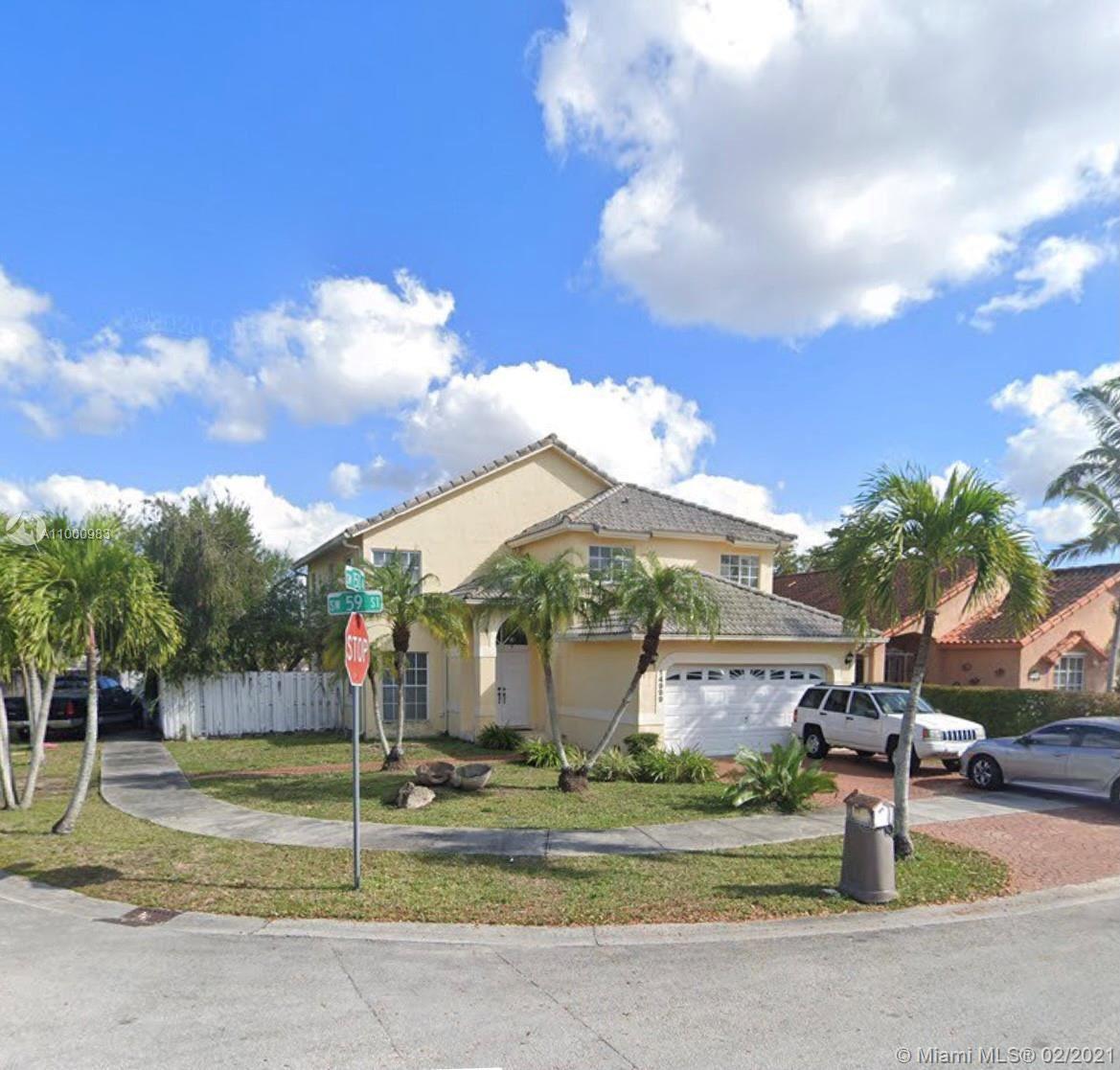 14999 SW 59th St, Miami, FL 33193 - #: A11000983
