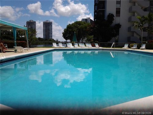 Photo of 3475 N Country Club Dr #609, Aventura, FL 33180 (MLS # A10924984)