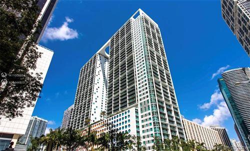 Photo of 500 Brickell Ave #2407, Miami, FL 33131 (MLS # A11008984)