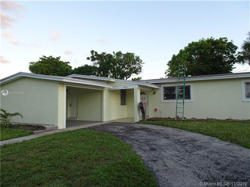 Photo of Listing MLS a10752985 in 4920 NW 12th St Lauderhill FL 33313