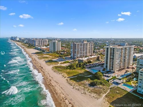 Photo of 1900 S Ocean Blvd #14L, Lauderdale By The Sea, FL 33062 (MLS # A11046985)